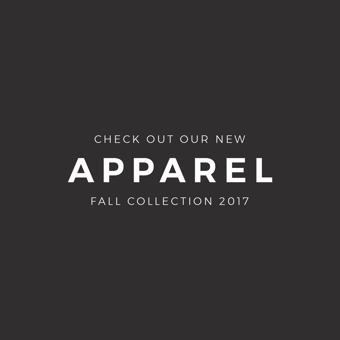 Fall Collection 2017